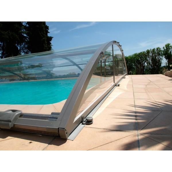 Cubierta de cristal agua y piscinas - Cubierta de cristal ...