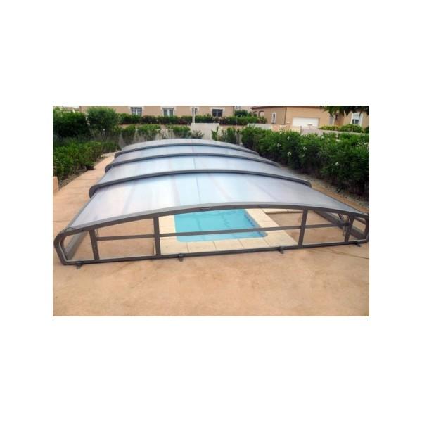 Cubierta de piscina telesc pica agua y piscinas - Cubierta de piscina ...