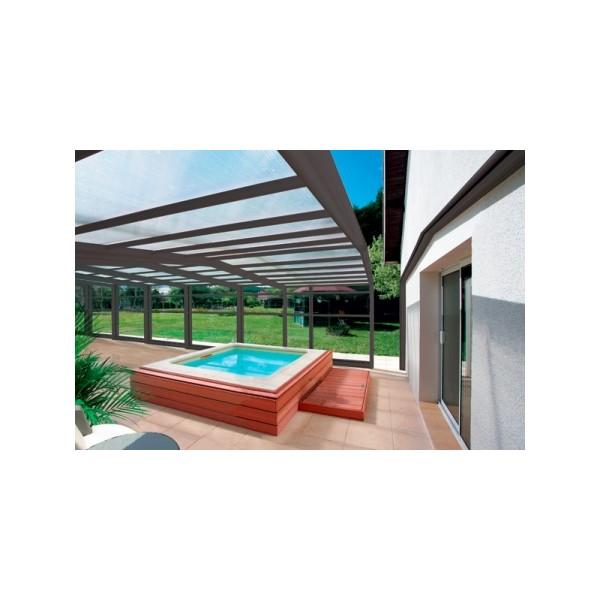 Cubiertas para terraza agua y piscinas - Cubierta para terraza ...