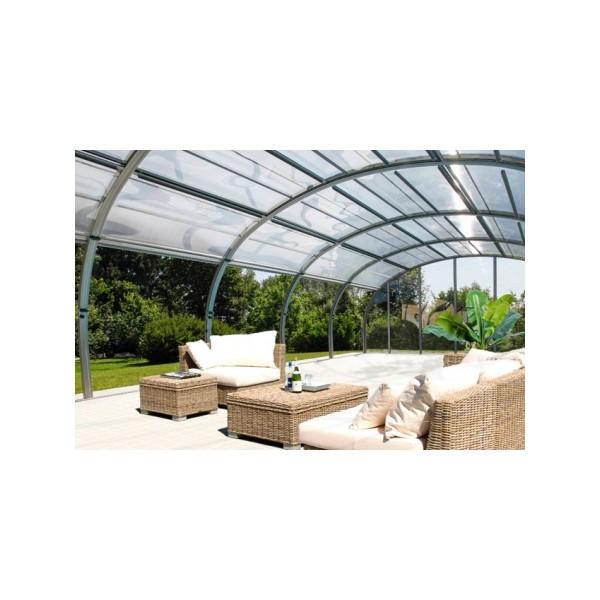 Cubierta para terraza techos de cristal fijos techos - Cubiertas para terrazas ...