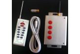 Controlador para lámpara RGB con mando a distancia
